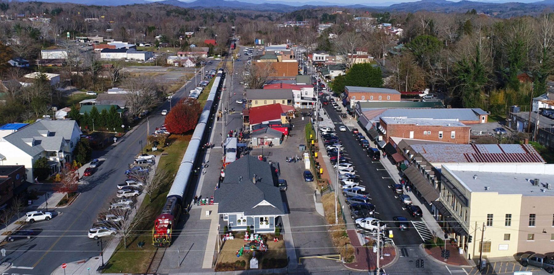 overview of blueridge city