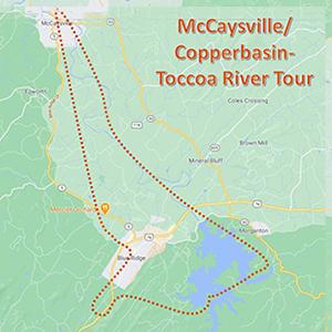 mccaysville copperbasin toccoa river